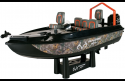 Realtree RC Fishin Boat